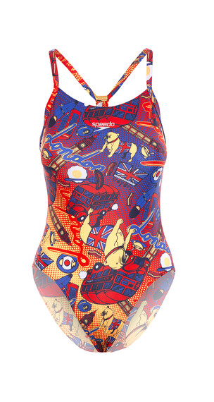 speedo London Rippleback Endurance10 - Bañadores - Multicolor